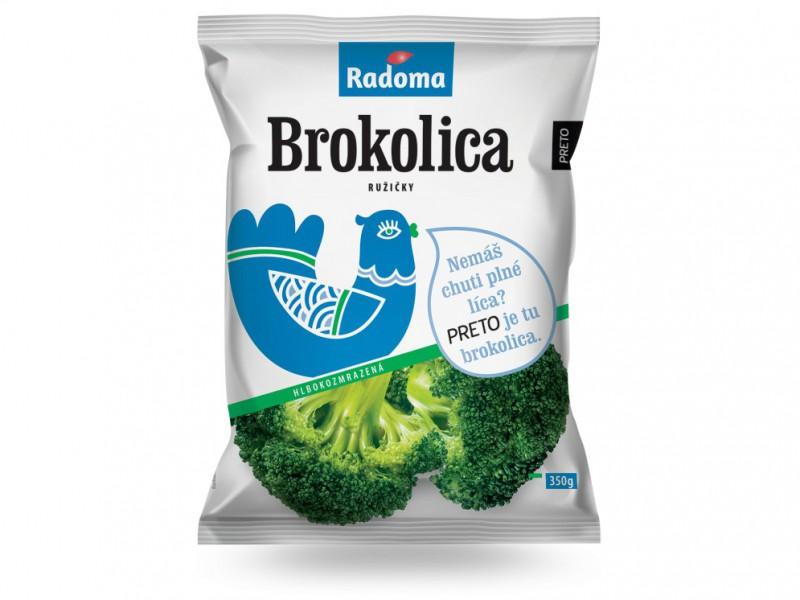 Brokolica 350 g