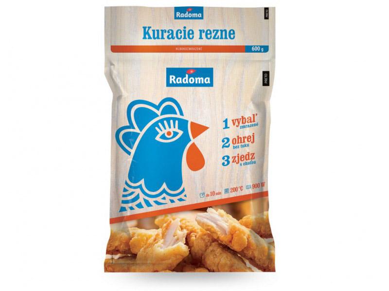 Kuracie ob. rezne 600 g