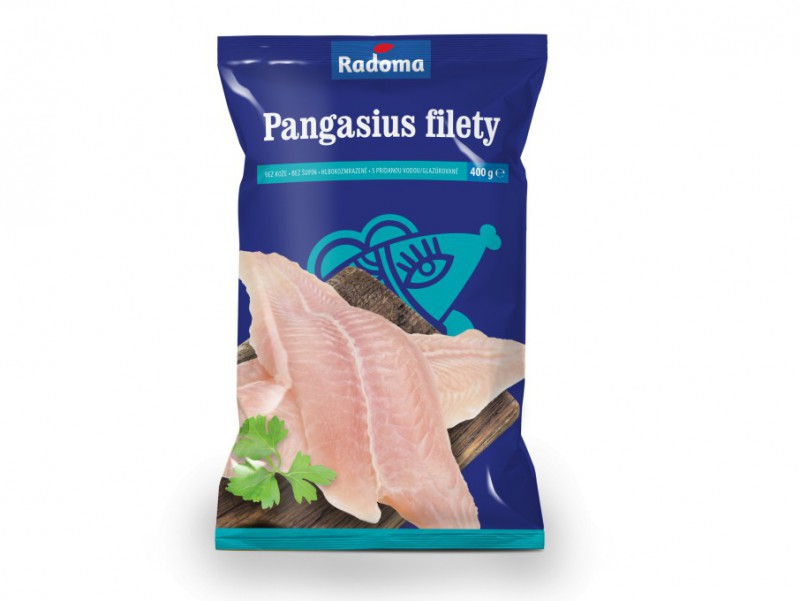 Pangasius filety