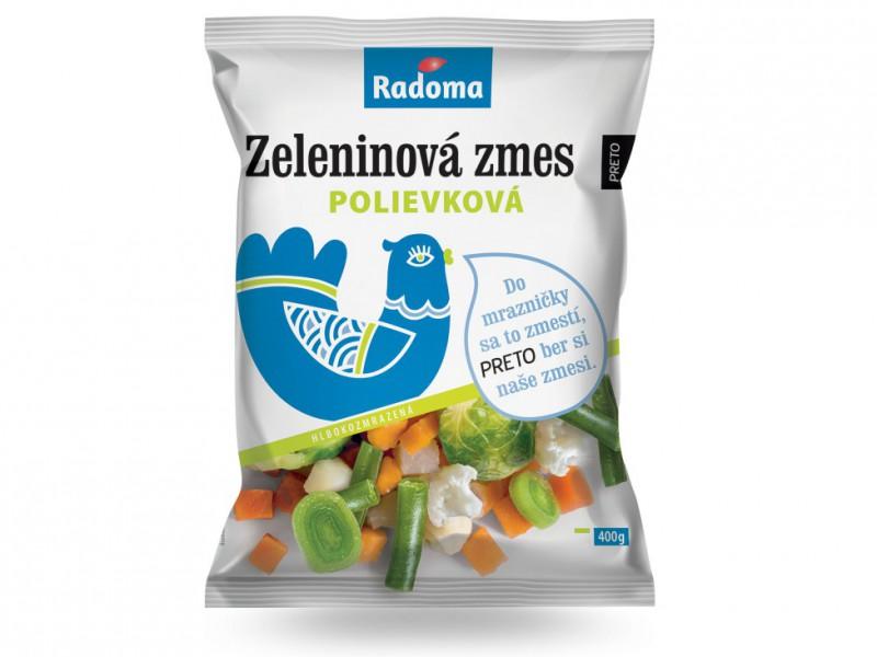 Zeleninová zmes polievková 400 g