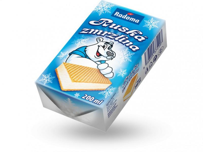 Ruská zmrzlina 200 ml