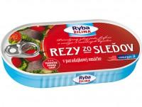 Rezy zo sleďov v paradaj. omáčke, 170 g