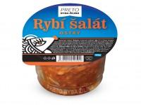 Rybí šalát ostrý, 140 g