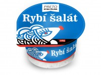 Rybí šalát, 140 g
