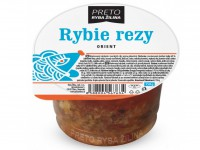 Rybie rezy Orient, 150 g