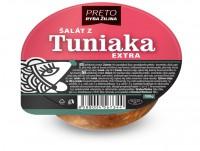 Šalát z tuniaka EXTRA, 100 g
