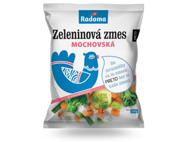 Zeleninová zmes mochovská 350 g