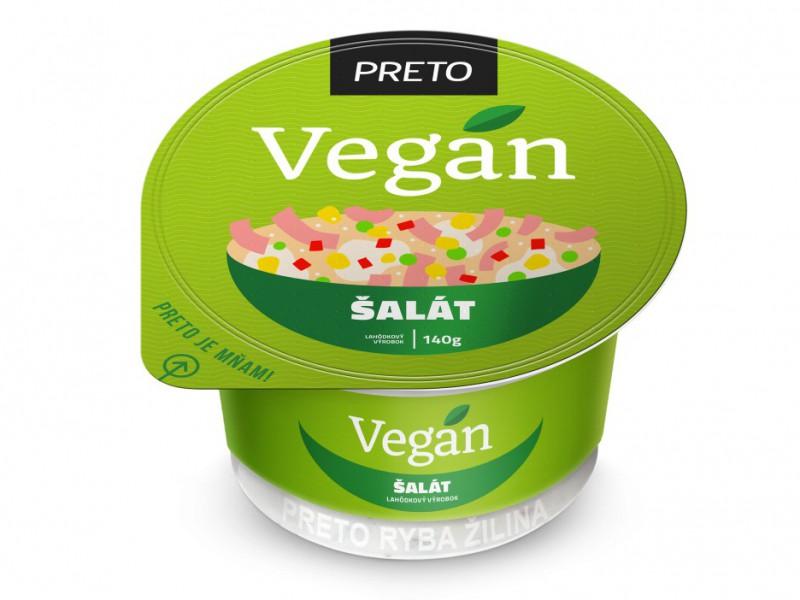 Vegan šalát